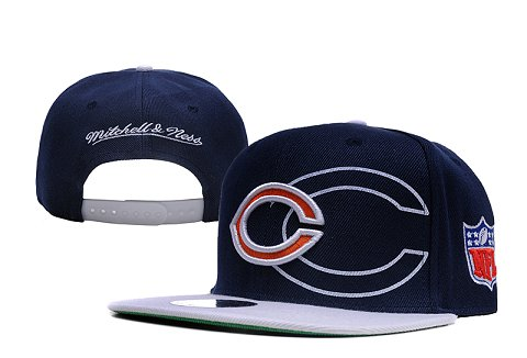 Chicago Bears NFL Snapback Hat XDF034